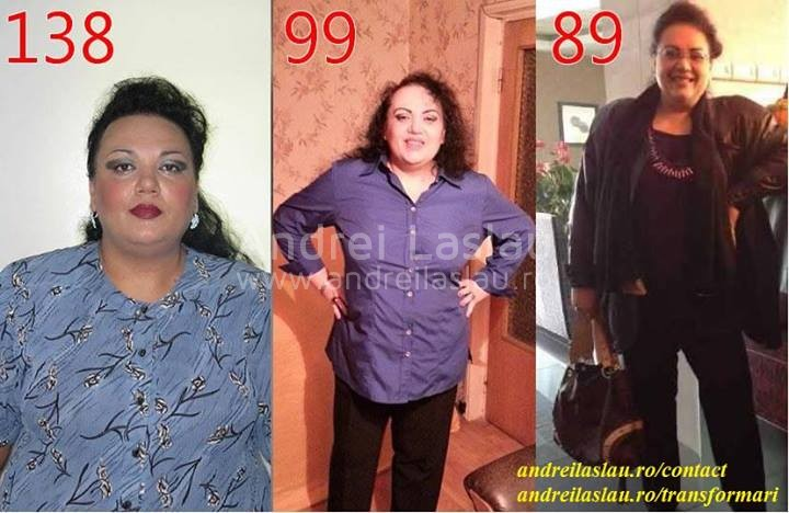 Inca o transformare super:  a slabit 49 kg (  138 kg –> 89 kg ) cu dieta keto