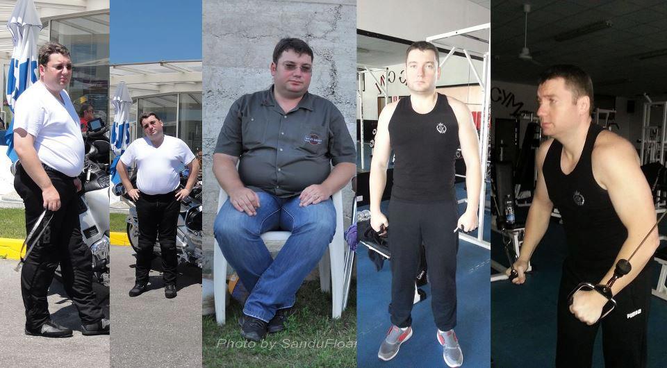 De la 110 la 95 kg cu dieta keto