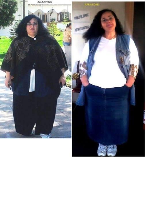 Inca o super transformare cu dieta keto: a slabit 30kg