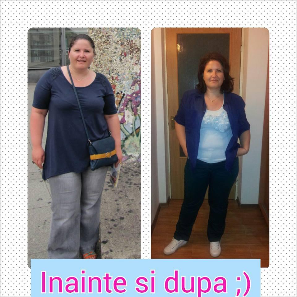 Inca o transformare: a slabit 19 kg cu dieta keto