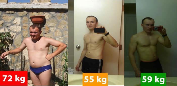 "Cum sa te "" ingrasi "" inteligent – faci masa musculara"