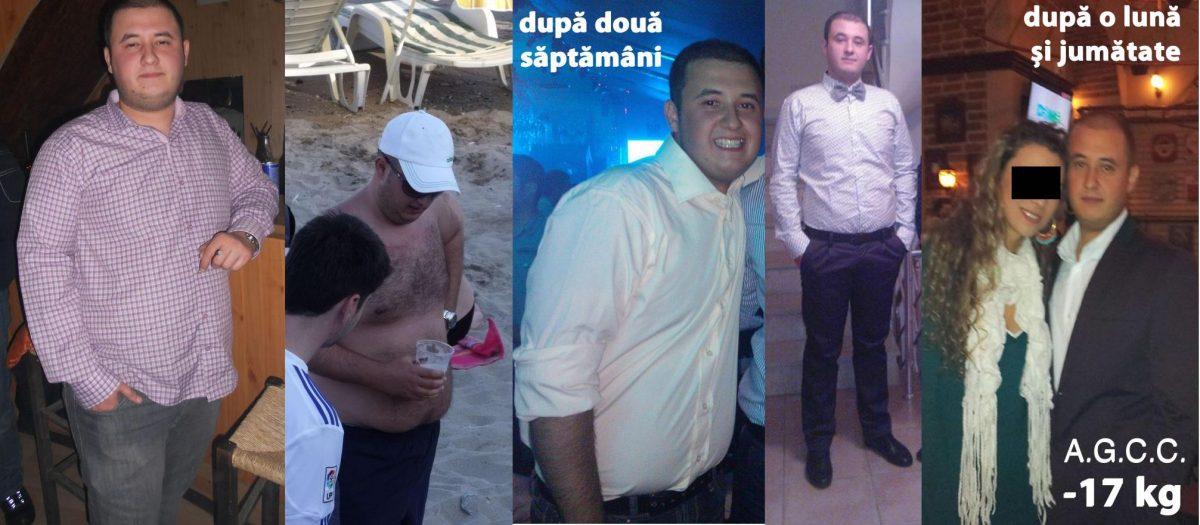 O super transformare: a slabit 17kg in 45 zile cu dieta keto