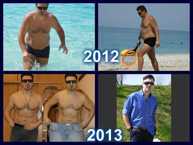 Inca o transformare: a slabit 16kg cu dieta keto
