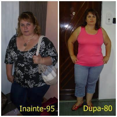 A slabit 15 kg cu dieta keto