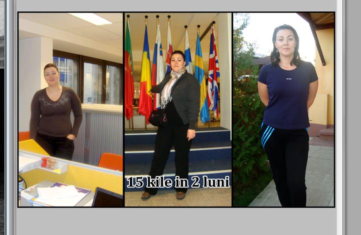 O transformare super – a slabit 15 kg în 2 luni cu dieta keto