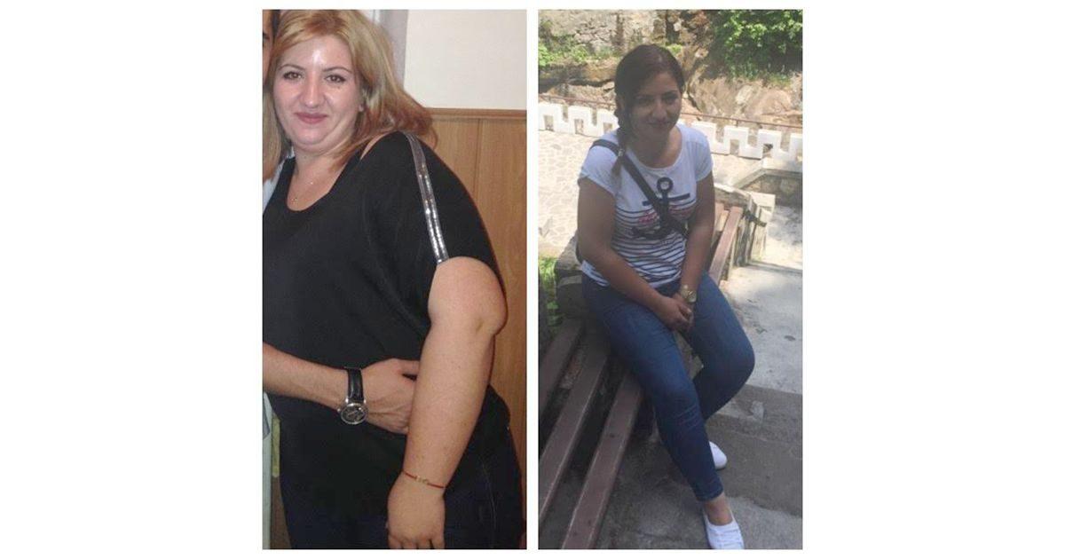 -30 de kilograme in 6 luni!